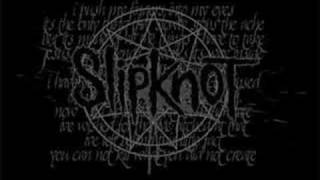 Slipknot - wait and bleed (Lyrics)