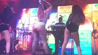 Anitta Dançando Funk Linda e suas Dançarinas de Funk
