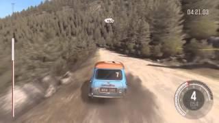 Dirt Rally - PC 60FPS Gameplay Max Settings HD 1080p