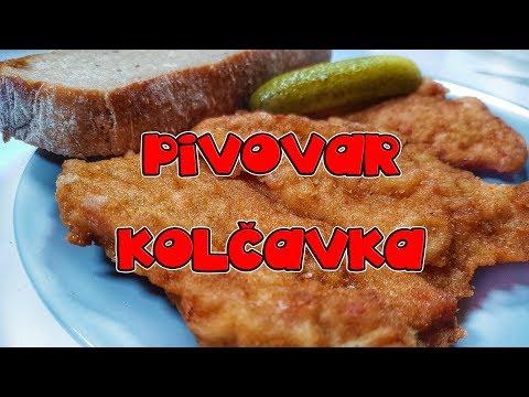 Pivovar Kolčavka - OBROVSKÝ ŘÍZEK A Pokažený Guláš!