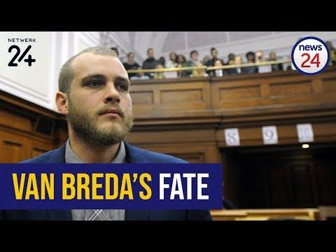 WATCH: Van Breda sentencing gets underway