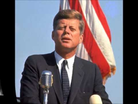 "Martyr Series:  John Fitzgerald Kennedy ""A Man Killed By The Money Trust"""