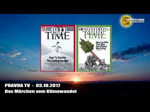 Das Märchen vom Klimawandel - Pravda TV - 03.10.17