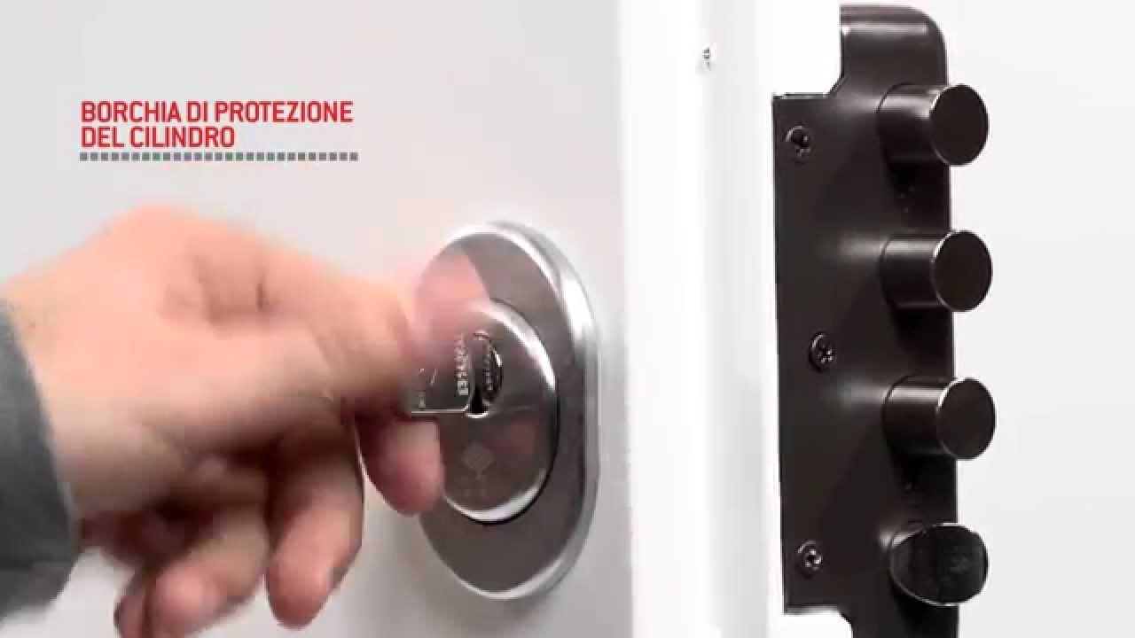 Cisa serratura per porte in legno youtube - Serrature per porte interne prezzi ...