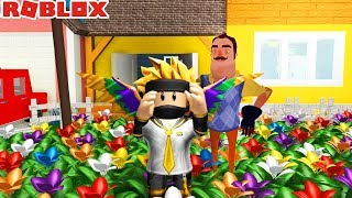SOMSIAD ME BEATS!-HELLO NEIGHBOR in ROBLOX #470