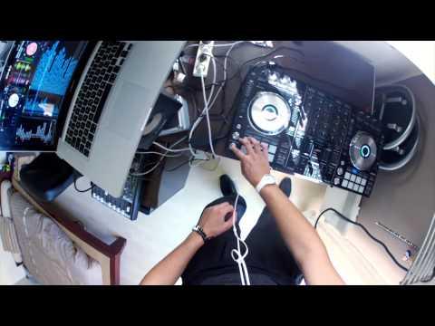 PLAYERO & DOMINICAN DEMBOW Live Mix by DJ Juan Cuba