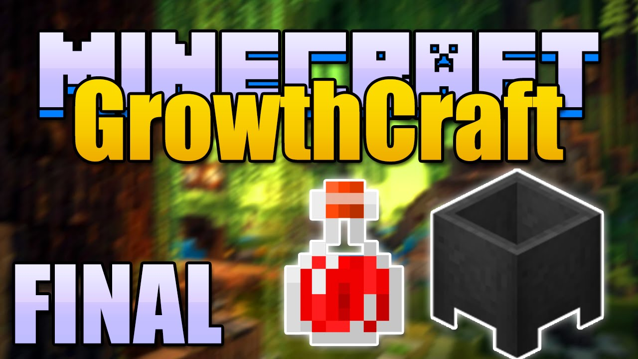 Minecraft CELLAR Mod - Growthcraft Part 4/4 (Minecraft v1 6 4 Mod Spotlight)