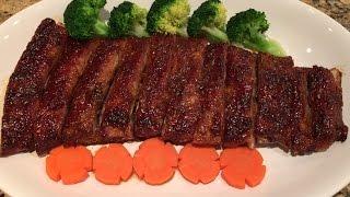 Sườn Đúc Lò - EASY Delicious Oven Roasted Pork Spare Ribs
