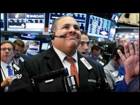 DOW Hits 20,000 for First Time In History