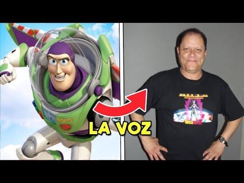 Las 10 Voces mas Famosas de Películas Disney Pixar