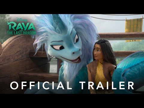 Disney's Raya and The Last Dragon | Official Trailer - Disney Indonesia