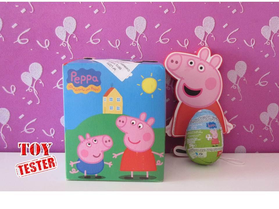 Sorpresa De Pig HuevoJuguetes Peppa Caja Y 0vmwN8n