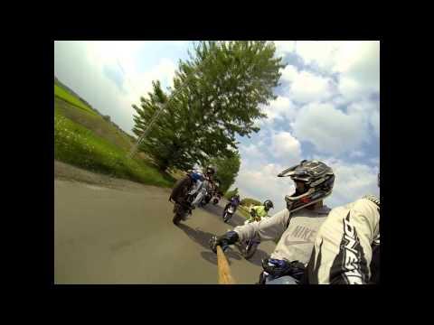 street riding crew Lesznowola