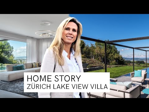 House Tour: Check out Home Story in Zurich Feusisberg | Interior Design
