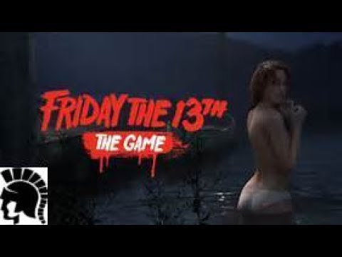 friday the 13th the game. alone in the dark with a crazy lunatic |