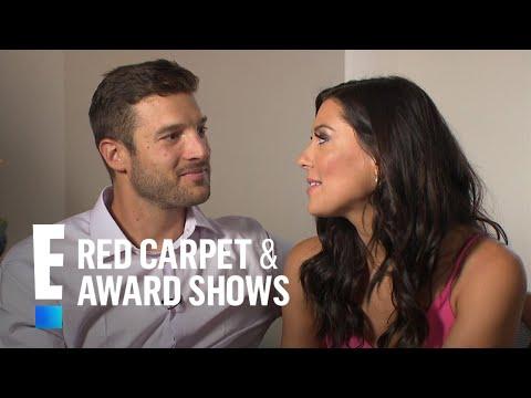 Would Becca Kufrin & Garrett Yrigoyen Do a TV Wedding? | E! Red Carpet & Award Shows