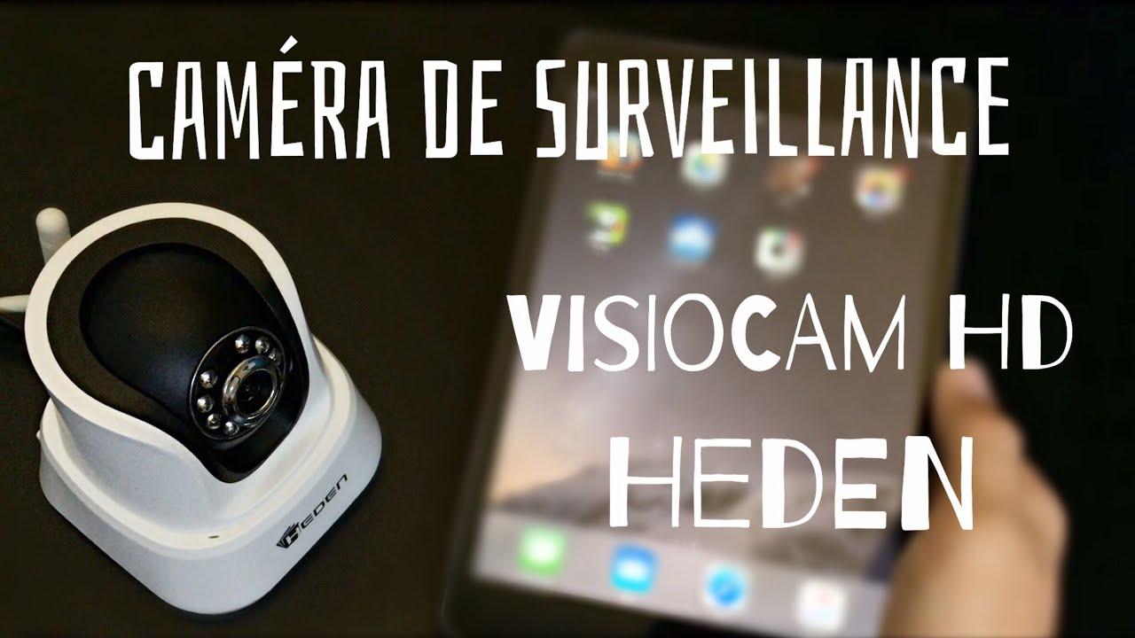 Test - Caméra de surveillance VisioCam HD Heden + H.Record - YouTube 8d62d3b28eb8