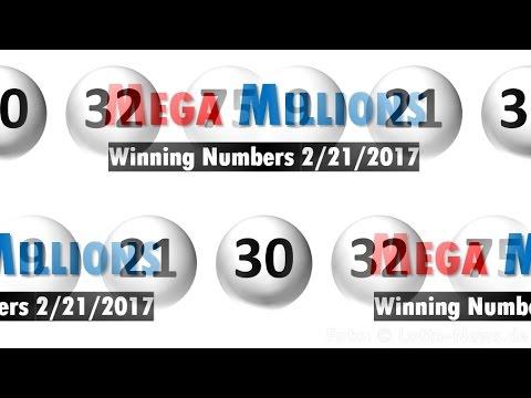 Mega Millions winning numbers 2-21-2017; jackpot swells to $64 million