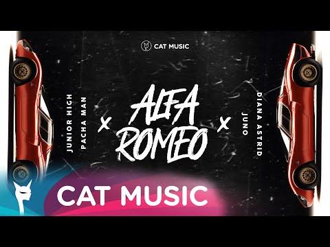 Junior High X Pacha Man X JUNO X Diana Astrid - Alfa Romeo (Official Single)