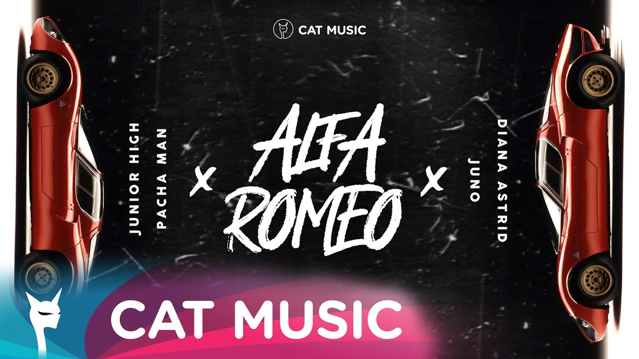 Junior High X Pacha Man X JUNO X Diana Astrid - Alfa Romeo (Official Single)