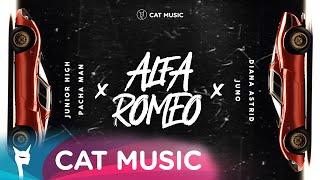Junior High X Pacha Man X JUNO X Diana Astrid - Alfa Romeo (Original Radio Edit)