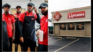 Hotlanta's Drake and Future Open Restaurant From Life Is Good Music Video