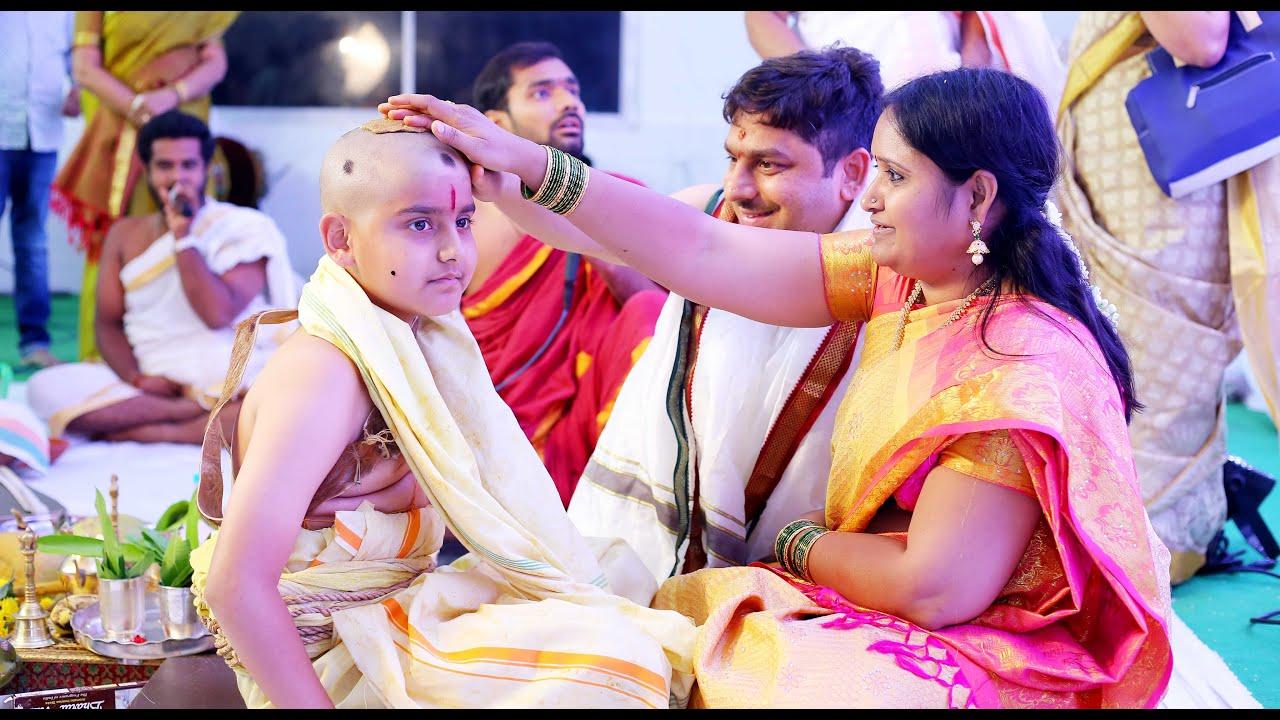 Upanayanam Ceremony of Sai Kaarthikeya 2018