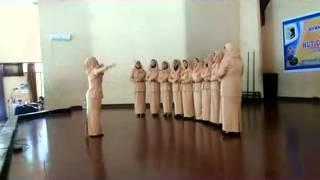 Lomba Paduan Suara Dharma Wanita