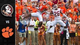Florida State vs. Clemson Game Highlight (2019)