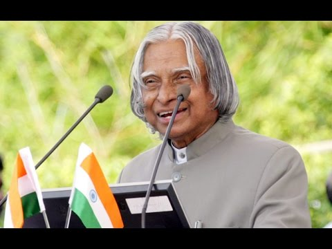Dr. A P J Abdul Kalam Motivational and Powerful Speech in IIT Madras