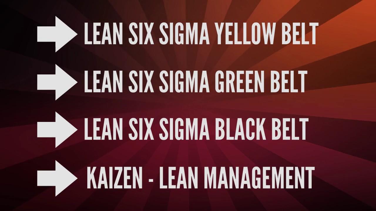 IIM Student Feedback for Lean Six Sigma Green Belt Certification ...