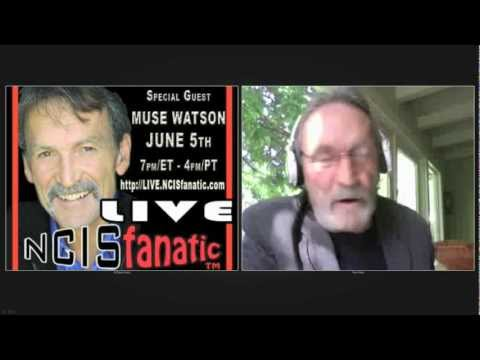 NCISatic LIVE: MUSE WATSON Part1 NCIS Mike Franks