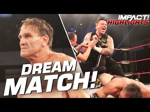 Sami Callihan FIGHTS DIRTY vs Ken Shamrock! | IMPACT! Highlights Dec 10, 2019
