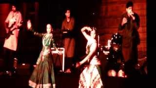 Amazing light show at Gateway of India 24th Jan 2014 - Mumbai, India - Part 4