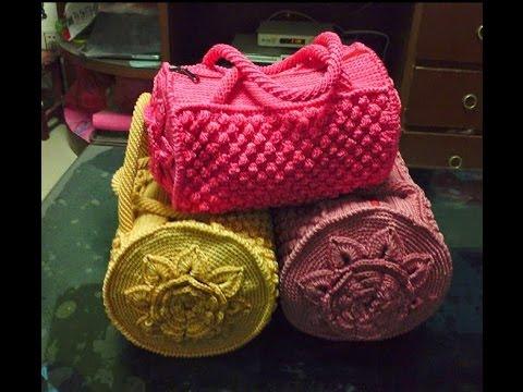 Crochet bag  Free  Simplicity Patterns 82