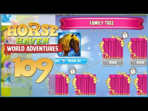 Flame Leos & Mysterious Celestial Family Trees?! || Horse Haven - Episode #109