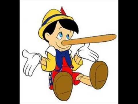 Pinocchio remix versione