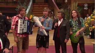 Musikantenstadl 2012 (Krefeld)  Die Dorfrocker quot;Dorfkindquot;