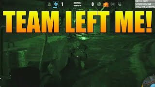 MY TEAM QUITS AND YOU WON'T BELIEVE WHAT HAPPENS! (MUST WATCH) | Ghost Recon Wildlands PVP
