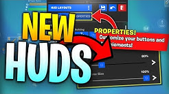 THE NEW FORTNITE MOBILE HUD LAYOUT TOOL (everything you need to know)