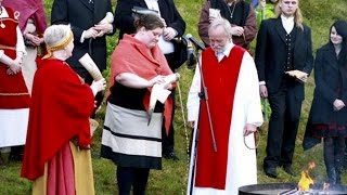 First Norse God Temple Since Vikings Age Built In Iceland