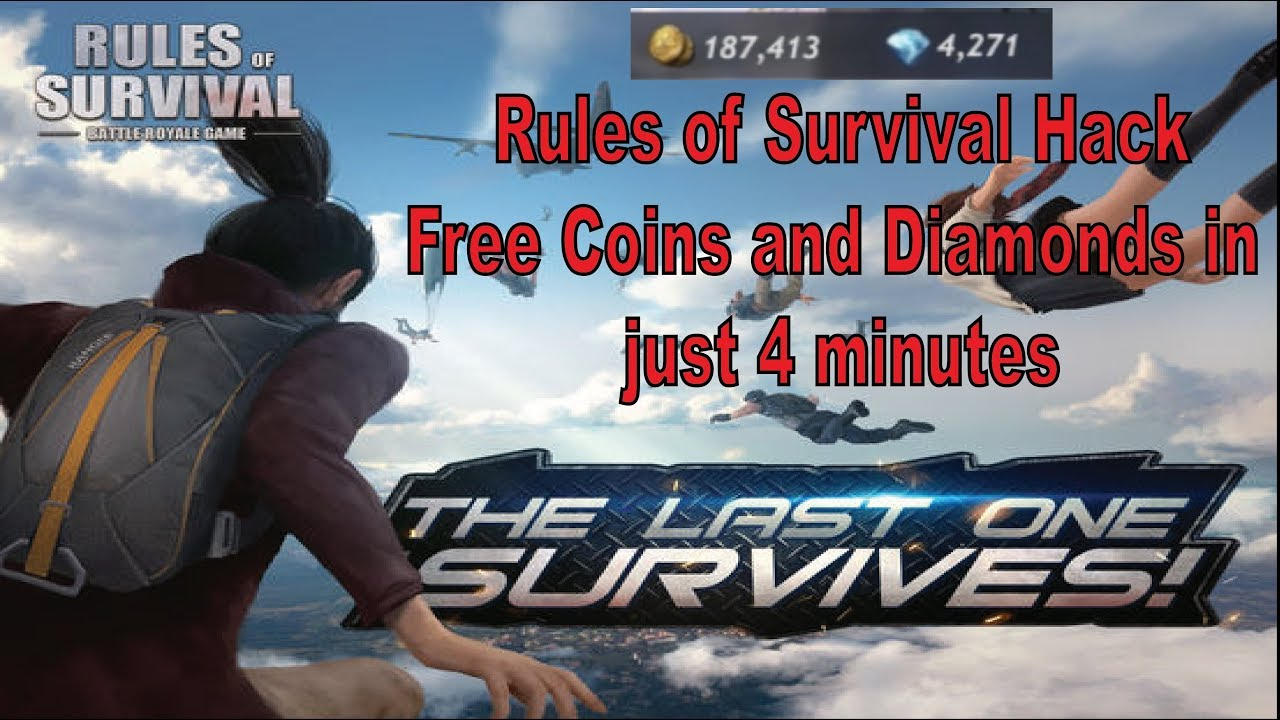 rules of survival app only