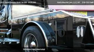 2011 sportchassis rha114 350 for sale in schaghticoke ny 12154