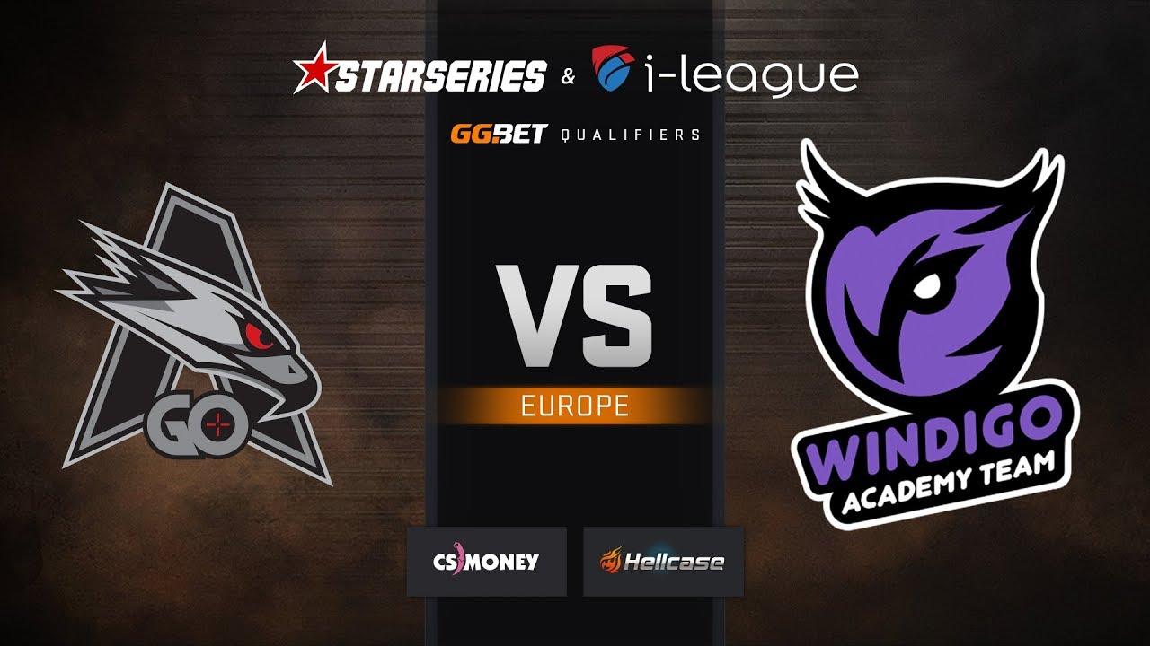 AGO vs Windigo Academy, map 1 mirage, StarSeries & i-League S7 GG.Bet EU Qualifier
