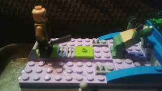 Lego   Batman white knight  Returns
