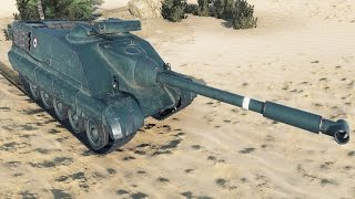 World of Tanks AMX 50 Foch (155) - 7 Kills 10,4K Damage