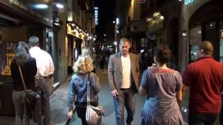A Midnight Stroll through the Latin Quarter