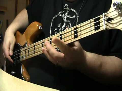 Paul McCartney & Wings Wanderlust Bass Cover