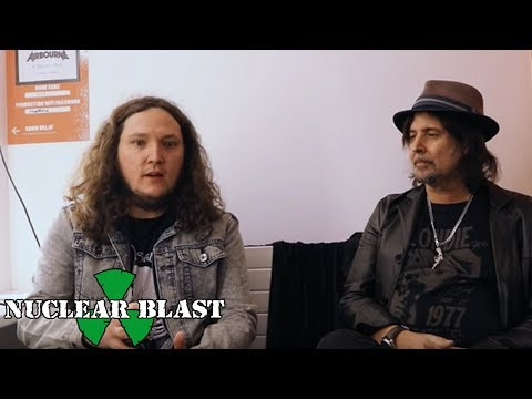 PHIL CAMPBELL AND THE BASTARD SONS - Phil and Neil Talk 'The Age Of Absurdity' (OFFICIAL INTERVIEW)