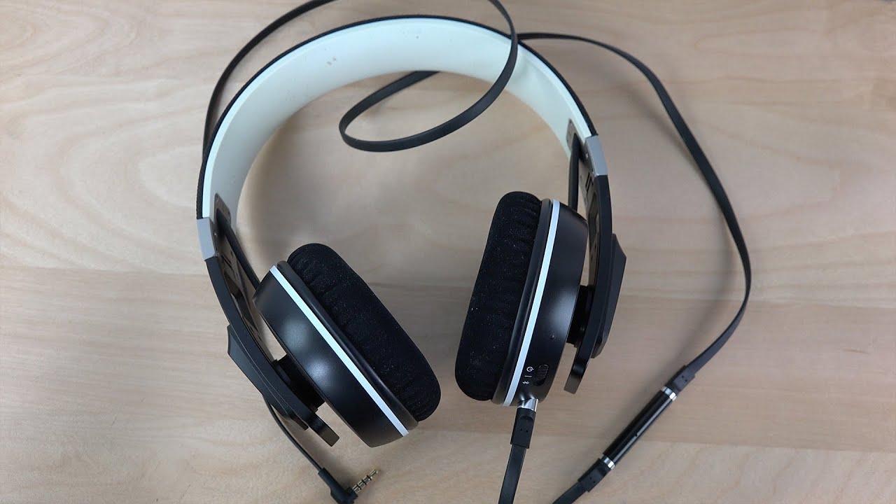 1d12e094ce3 Sennheiser Urbanite XL Wireless Headphones Review - YouTube